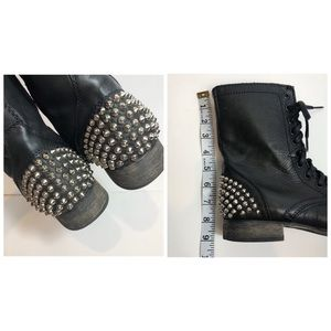 Steve Madden Shoes - Steve Madden 'Tarnney' Punk Rock Combat Boots